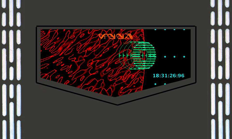 Star Wars Targeting Computer Wallpaper