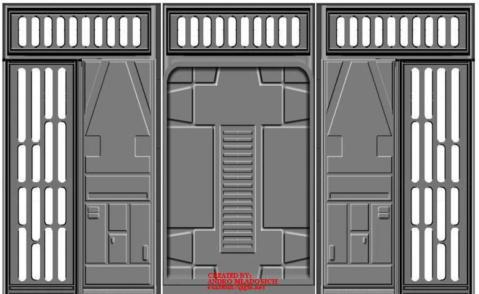 Imperial Door  sc 1 st  Erik Stormtrooper & Erikstormtrooperu0027s Imperial Gallery: Custom Backgrounds