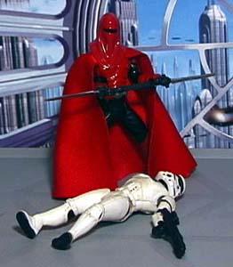 senate guard armor